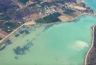 Βιβάρι: Η παραδεισένια τιρκουάζ λιμνοθάλασσα της Αργολίδας (Καταπληκτικό βίντεο) - Κυρίως Φωτογραφία - Gallery - Video