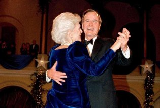 Τώρα η Μπάρμπαρα χαίρεται που ο Τζορτζ πάει να τη βρει - Οι πιο όμορφες στιγμές του ζευγαριού (φωτό) - Κυρίως Φωτογραφία - Gallery - Video