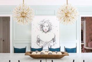 Θέλετε το σπίτι σας να μοιάζει βασιλικό ή να έχει μια Χολιγουντιανή όψη; Ιδού οι προτάσεις που θα το ανανεώσουν - Φώτο   - Κυρίως Φωτογραφία - Gallery - Video
