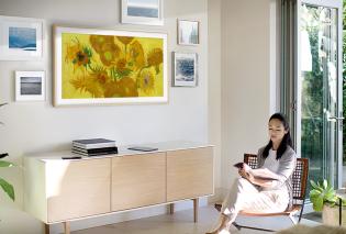 Η Samsung Electronics ανακοινώνει νέες κορυφαίες συνεργασίες για την τηλεόραση «The Frame» - Κυρίως Φωτογραφία - Gallery - Video