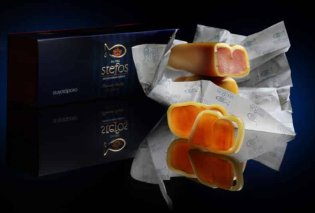 Made in Greece η Στέφος: Αυγοτάραχο από το Αιτωλικό με παραδοσιακή σπιτική συνταγή  - Κυρίως Φωτογραφία - Gallery - Video