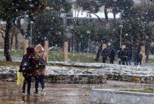 Καιρός: Έκτακτο δελτίο επιδείνωσης - Έρχεται κακοκαιρία με καταιγίδες, ανέμους και χιόνια - Κυρίως Φωτογραφία - Gallery - Video