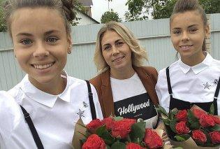Τα δίδυμα 14χρονα κορίτσια σε κρίσιμο στάδιο ανορεξίας - Η σχολή μόντελινγκ έδωσε σύσταση να αδυνατίσουν      - Κυρίως Φωτογραφία - Gallery - Video