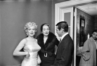 Υπέροχες vintage φωτογραφίες: Όταν η Μαρλέν Ντίντριχ συνάντησε την Μέριλιν Μονρόε  - Κυρίως Φωτογραφία - Gallery - Video