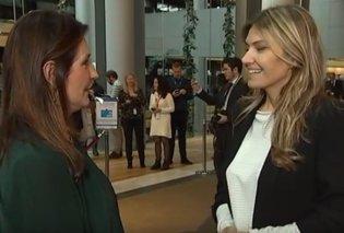 Αποστολή στο Στρασβούργο - Τι μου είπε η Ε. Καϊλή: «Με έχει συγκινήσει η αγάπη των Ευρωπαίων για την Ελλάδα» (Φωτό & Βίντεο) - Κυρίως Φωτογραφία - Gallery - Video