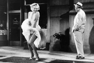 Το φόρεμα της Μέριλιν Μονρόε που φορούσε στην ταινία ''7 χρόνια φαγούρας'' δημοπρατήθηκε για 1.6 εκ δολάρια - Κυρίως Φωτογραφία - Gallery - Video