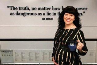 """Δημοσιογράφος Washington Post: Έφερε στον κόσμο νεκρό παιδί και συγκλονίζει: """"Τώρα με αγνοείτε;"""" - Κυρίως Φωτογραφία - Gallery - Video"""
