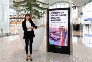 Η Samsung Electronics εγκαθιστά τη μεγαλύτερη στον κόσμο εσωτερική LED σήμανση αεροδρομίου στο νέο «Αεροδρόμιο Ιστανμπούλ»   - Κυρίως Φωτογραφία - Gallery - Video