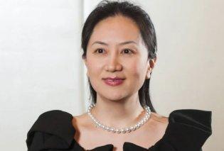 Γιατί συνέλαβαν τη δισεκατομμυριούχο κόρη του ιδιοκτήτη της Huawei - Έξαλλη η Κίνα (Φωτό) - Κυρίως Φωτογραφία - Gallery - Video