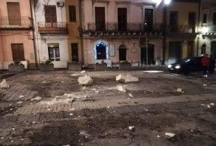 Σεισμός στη Σικελία: Βίντεο την ώρα των τρομακτικών δονήσεων - Κατέρρευσαν κτήρια με 4,8 R - Κυρίως Φωτογραφία - Gallery - Video