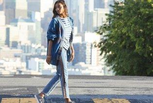 Ντύσου απλά & μοδάτα: 25 ιδέες για το πως να φορέσεις τα sneakers σου - Φώτο - Κυρίως Φωτογραφία - Gallery - Video