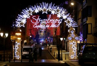 Στρασβούργο: Ανθρωποκυνηγητό για τη σύλληψη του δράστη - Έκλεψε ταξί και διέφυγε! (Φωτό) - Κυρίως Φωτογραφία - Gallery - Video