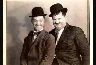 """Αν αγαπούσατε το δίδυμο """"χοντρός- λιγνός"""" πατήστε να δείτε την αγαπημένη έκφραση του """"Λιγνού""""  - Κυρίως Φωτογραφία - Gallery - Video"""