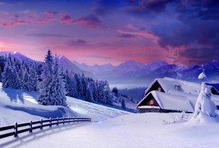 Χειμερινό ηλιοστάσιο: Σήμερα η μεγαλύτερη νύχτα του έτους - Αρχίζει ο χειμώνας κι επίσημα - Κυρίως Φωτογραφία - Gallery - Video