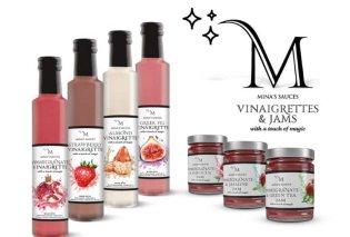 Made in Greece τα «Mina's Sauces»: Vinaigrettes & σάλτσες φρούτων της Ρέτας Μπασακίδου με συνταγές από τη προογιαγιά της  - Κυρίως Φωτογραφία - Gallery - Video
