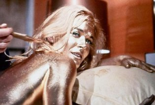 Vintage Story: Ποιος θυμάται την ακαταμάχητη Σίρλεϊ Ίτον, το κορίτσι του Τζέιμς Μποντ που βάφτηκε με χρυσή μπογιά; - Κυρίως Φωτογραφία - Gallery - Video