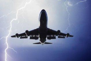 Πτήση από Κολωνία για Θεσσαλονίκη χτυπήθηκε από κεραυνό – Τον χάρο με τα μάτια τους είδαν οι επιβάτες - Κυρίως Φωτογραφία - Gallery - Video