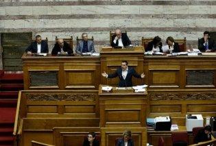 Με 151 «ΝΑΙ» η κυβέρνηση πήρε ψήφο εμπιστοσύνης - Τσίπρας: «Καλώ τον Μητσοτάκη σε ντιμπέιτ για τη Συμφωνία των Πρεσπών» (Βίντεο) - Κυρίως Φωτογραφία - Gallery - Video