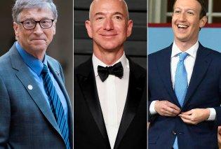 Έρευνα: 26 δισεκατομμυριούχοι έχουν πλούτο ίσο με εκείνον 3,8 δισεκατομμυρίων ανθρώπων - Ποιος έχει τα περισσότερα χρήματα στον κόσμο - Κυρίως Φωτογραφία - Gallery - Video