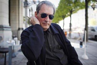Ο Paul Auster απόψε στη Στέγη Γραμμάτων και Τεχνών - Ο διάσημος συγγραφέας της «Τριλογίας της Νέας Υόρκης» συζητάει στις 19:00 με τον Ηλία Μαγκλίνη - Κυρίως Φωτογραφία - Gallery - Video