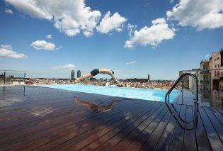 Τα 10 ξενοδοχεία με την ωραιότερη θέα στον κόσμο από την ταράτσα τους (ΦΩΤΟ) - Κυρίως Φωτογραφία - Gallery - Video