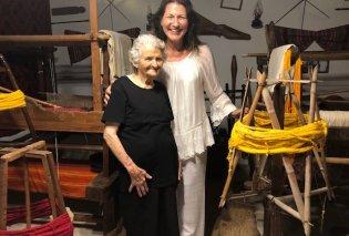 Όλη η Κρήτη σε ένα σπίτι: Το σπίτι του Πολιού - Εδώ συνάντησα την 90χρονη κα Παγώνα να δουλεύει ακόμη με τεράστιο χαμόγελο (Φωτό & Βίντεο) - Κυρίως Φωτογραφία - Gallery - Video
