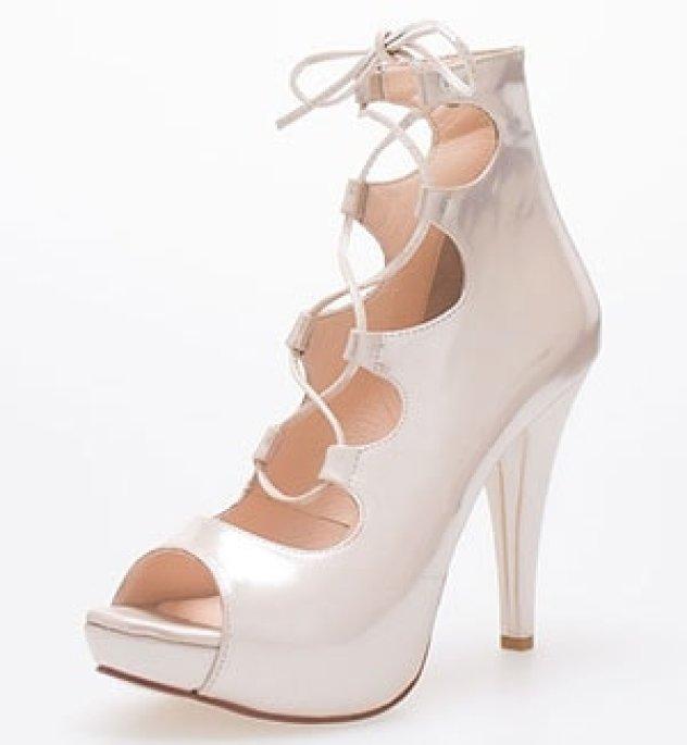 a6919916eb7 40 καταπληκτικές προτάσεις για νυφικά παπούτσια - Θα σας ξετρελάνουν ...