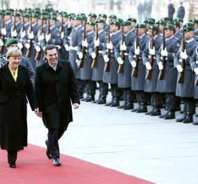 """""""Αλέξη κάντο όπως η Ιρλανδία"""": Αυτό θα πει η Άνγκελα Μέρκελ στον Έλληνα Πρωθυπουργό στις 3.30 - Κυρίως Φωτογραφία - Gallery - Video"""