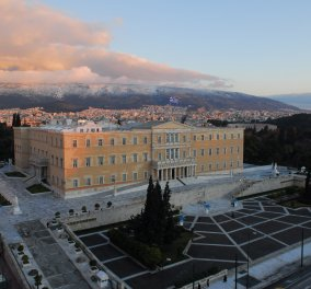 Άνω κάτω η Βουλή για το ΕΣΡ - Αναβλήθηκε η Διάσκεψη των προέδρων το πρωί - Κυρίως Φωτογραφία - Gallery - Video