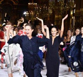 Βίντεο - Φωτό: Και ξαφνικά τα μοντέλα άρχισαν να χορεύουν στην πασαρέλα της Stella McCartney  - Κυρίως Φωτογραφία - Gallery - Video