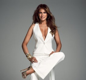 69+1 εμφανίσεις της Μελάνια Τραμπ: Με προτίμηση στα σύνολα Dolce & Gabbana η Πρώτη Κυρία μοιάζει με μανεκέν εν ενεργεία  - Κυρίως Φωτογραφία - Gallery - Video