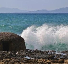 Καιρός: Πολλά μποφόρ & θυελλώδεις βοριάδες στο Αιγαίο σήμερα - Η θερμοκρασία στα ίδια επίπεδα - Κυρίως Φωτογραφία - Gallery - Video