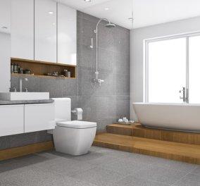 Μοναδικά tips από τον Σπύρο Σούλη: «Τι μπορώ να κάνω για να ανανεώσω τα πλακάκια του μπάνιου;» - Ιδού η λύση  - Κυρίως Φωτογραφία - Gallery - Video