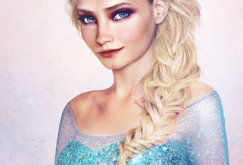 12 φωτογραφίες που «ζωντανεύουν» τους ήρωες της Disney - Έτσι θα ήταν η «Elsa» από το «Frozen» στην πραγματικότητα (ΦΩΤΟ) - Κυρίως Φωτογραφία - Gallery - Video