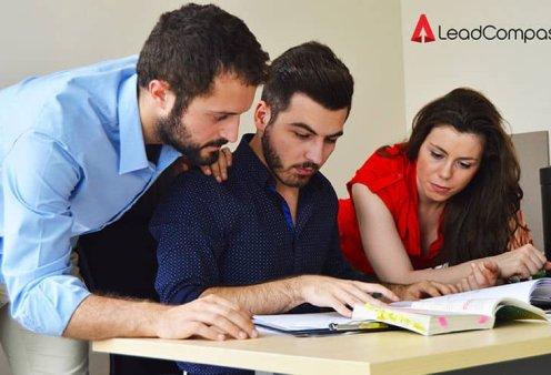 Made in Greece η LeadCompass: 4 φίλοι σχεδιάζουν το επαγγελματικό σου προφίλ για να διεκδικήσεις την καριέρα των ονείρων σου  - Κυρίως Φωτογραφία - Gallery - Video