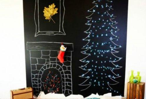 Χριστούγεννα 2018: Θέλετε να διακοσμήσετε το σπίτι σας χωρίς δέντρο; Ιδού ο τρόπος!  - Κυρίως Φωτογραφία - Gallery - Video