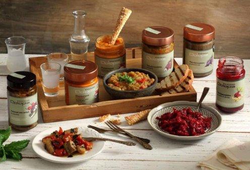 Μade in Greece η Dolopia: Από την Αρχαία Δολοπία με αγάπη αγνές μαρμελάδες, ζυμαρικά, μέλι & σάλτσες από φρέσκα φρούτα & λαχανικά εποχής  - Κυρίως Φωτογραφία - Gallery - Video