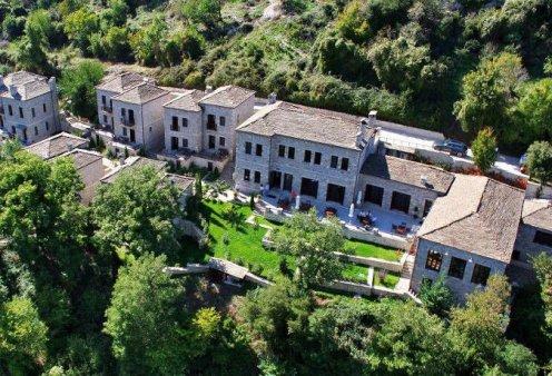 Aristi Mountain Resort & Villas πολυβραβευμένο διεθνώς: Πολυτελείς διακοπές όλο το χρόνο στα Ζαγοροχώρια με spa & γκουρμέ εστιατόριο - Κυρίως Φωτογραφία - Gallery - Video