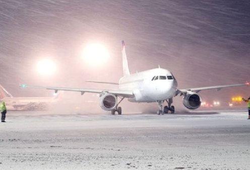 Βίντεο: Η προσγείωση σε χιονισμένο ελληνικό αεροδρόμιο κάνει το γύρο του κόσμου και κόβει την ανάσα! - Κυρίως Φωτογραφία - Gallery - Video