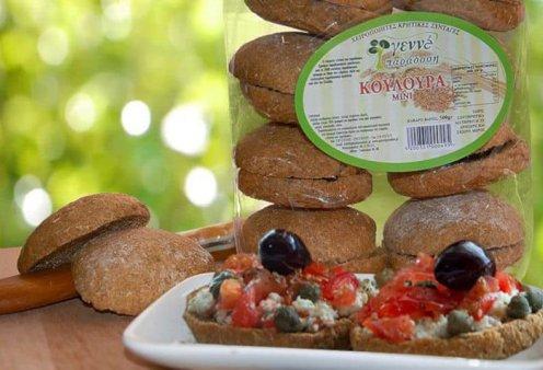 Made in Greece η εταιρεία «Γεννά την Παράδοση»: Κρητικά αρτοποιήματα & ζυμαρικά, σάλτσες, ορεκτικά… από την υπόλοιπη Ελλάδα – Μοναδική γεύση & αναφορές σε ελληνικές συνταγές - Κυρίως Φωτογραφία - Gallery - Video
