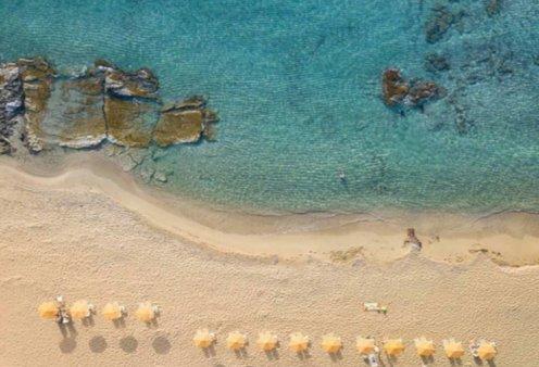 Φαλάσαρνα Κρήτης: Κρυστάλλινα πεντακάθαρα νερά, γαλαζοπράσινη θάλασσα & ψιλή χρυσή άμμος - Καταπληκτική η φωτογραφία της ημέρας - Κυρίως Φωτογραφία - Gallery - Video