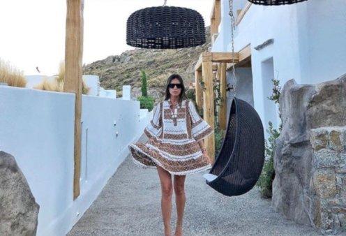 Made in Greece η Nejma: Μinimal γραμμές & προσεγμένες ραφές στα πιο ευκολοφόρετα κιμονό, καφτάνια, παντελόνες του καλοκαιριού - Κυρίως Φωτογραφία - Gallery - Video