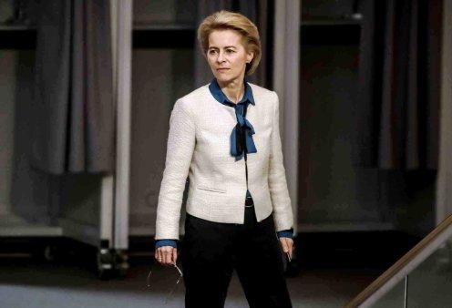 Σήμερα η κρίσιμη ψηφοφορία για την προεδρία της Κομισιόν – Θα εκλεγεί η φον ντερ Λάιεν; - Κυρίως Φωτογραφία - Gallery - Video