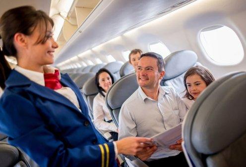Του έκαναν παρατηρήσεις αλλά ο Ρώσος τουρίστας απτόητος! - Κάπνιζε στις τουαλέτες του αεροπλάνου & ήταν γενικά προκλητικός  - Κυρίως Φωτογραφία - Gallery - Video