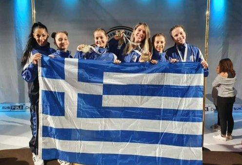 Good news: Χρυσά και χάλκινα στο παγκόσμιο πρωτάθλημα pole και aerial sport - Κυρίως Φωτογραφία - Gallery - Video