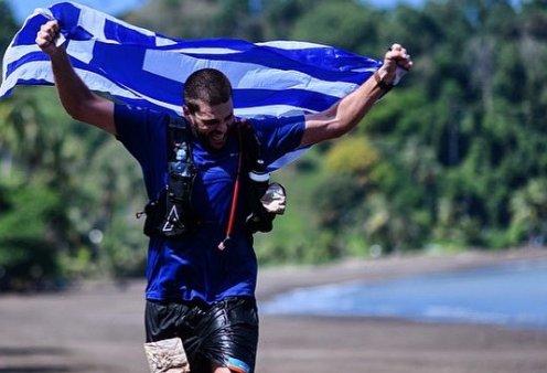 Ο  Μάριος Γιαννάκου τερμάτισε στο «Coastal Challenge 2020» - Κυρίως Φωτογραφία - Gallery - Video