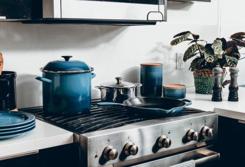 15 μοναδικές μπλε προτάσεις για την κουζίνα σας - Ένα χρώμα που είναι παγκόσμια τάση στο design (Φωτό) - Κυρίως Φωτογραφία - Gallery - Video