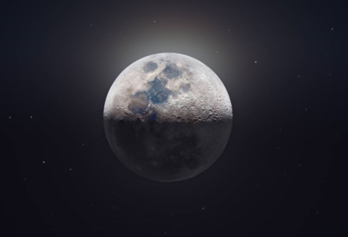 Αστροφωτογράφος τράβηξε την πιο εντυπωσιακή φωτογραφία του φεγγαριού με 85 megapixel – Διακρίνονται οι κρατήρες & λεπτομέρειες της επιφάνειας - Κυρίως Φωτογραφία - Gallery - Video