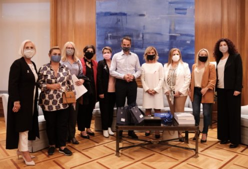 Good news – Κυρ. Μητσοτάκης: Δωρεάν μαστογραφία για όλες τις γυναίκες από 49 & 50 ετών (Φωτό & Βίντεο)  - Κυρίως Φωτογραφία - Gallery - Video