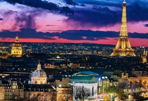 Βόλτα στο νυχτερινό Παρίσι που ονειρευόμαστε - Η Πόλη του Φωτός μέσα από μαγικά κλικς ενός παθιασμένου Γάλλου (φωτό) - Κυρίως Φωτογραφία - Gallery - Video